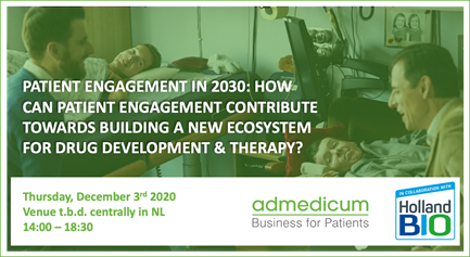Patient engagement in 2030
