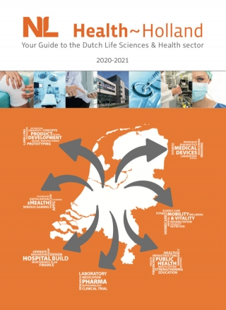 Now available! NL Health~Holland Guide 2020-2021