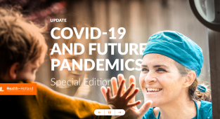 Just Launched: Health~Holland Update Special COVID-19 Edition